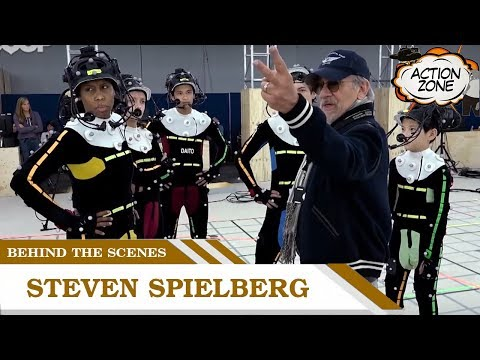 Watch the fascinating career of Steven Spielberg