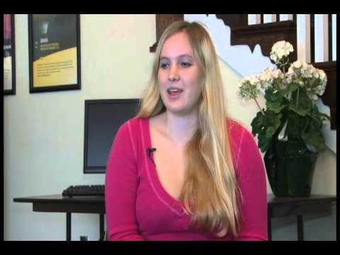 Pre Med Student Alyssa Warren