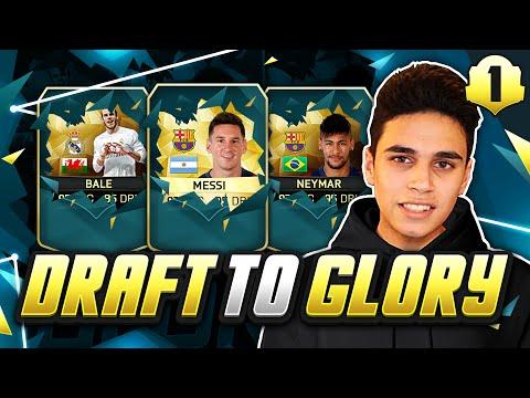 NEW SERIES! - FUT DRAFT TO GLORY #01 - FIFA 16 Ultimate Team