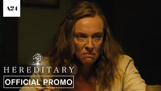 Hereditary   Toni Collette Terrifies   Official Promo HD   A24