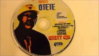 Great Ojo   _  OTETE _edo/benin music dj mix
