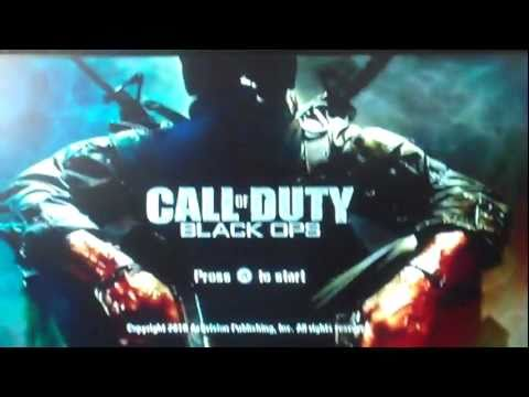 HOW TO CHEAT AND COLOR YOUR NAME ON CALL OF DUTY BLACK OPS WII