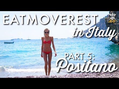 EatMoveRest In Italy, Part 5: Plant-based In Positano & The Amalfi Coast *Vegan Travel*