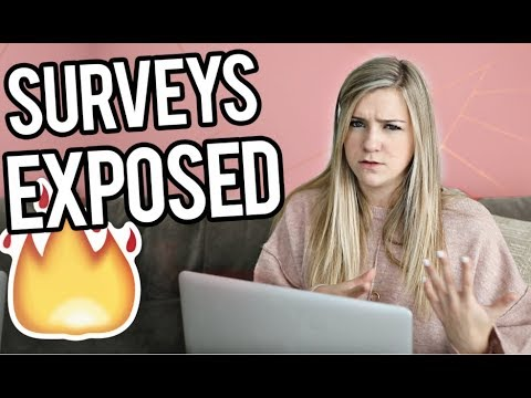 Is It A Scam!? Testing Online Survey Websites