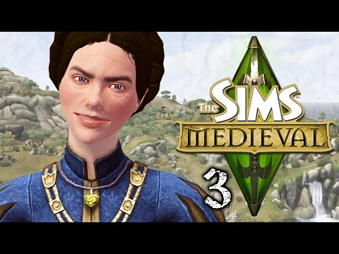 Let's Play The Sims Medieval - Part 3 - Advisor Beda!