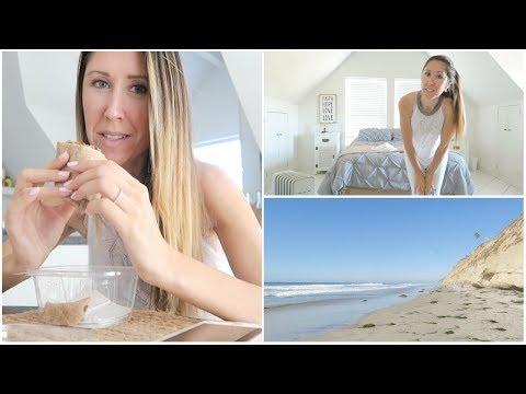 Vlog | Back To California