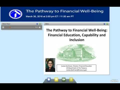 Pathway to Financial Well-Being