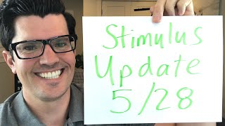 Second Stimulus Check Update 5/28