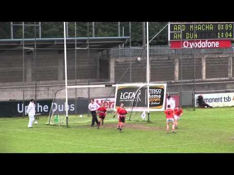 Down 2-6 Armagh 0-11 - Tesco Homegrown National League Final