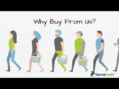 Why Buy From Us? EternalHealth