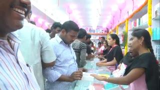 Bnewmobiles 33rd Store Grand Inauguration At Tenali With Actress Hebah Patel