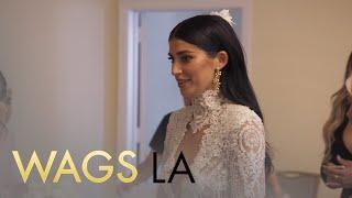 WAGS LA | Blushing Bride Nicole Williams Walks Down the Aisle | E!