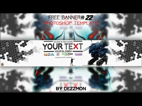 FREE BANNER TEMPLATE PHOTOSHOP #22