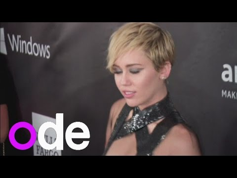 Rihanna and Miley wear racy dresses as they raise eyebrows at event