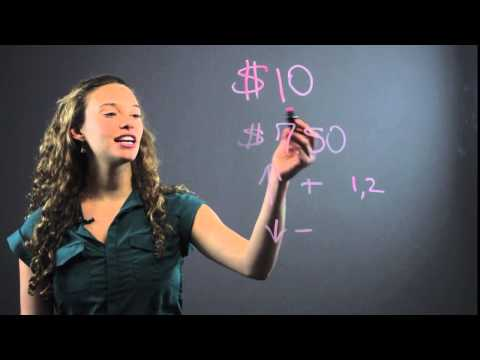 How to Count Back Change : Fun With Math