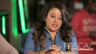 Life After News,Wendy Williams, Battling Cancer, and Talk Shows with April Simpson | The Pascal Show