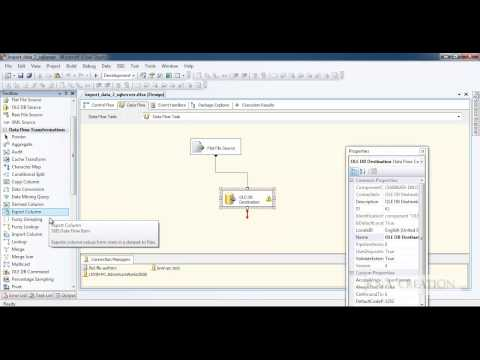 Foreach Loop container   import multiple file data  SSIS