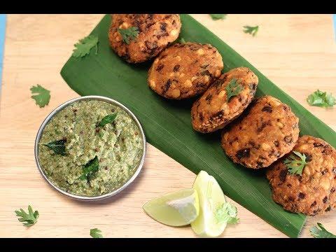 Dal Vada | Chef Arfaz | Sanjeev Kapoor Khazana