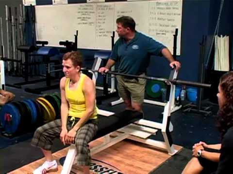Spotting the Bench Press with Mark Rippetoe - Part 1