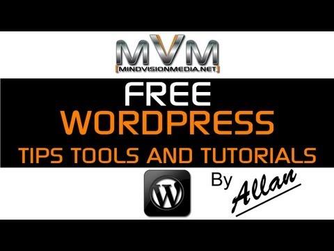 Responsive WordPress Theme change the