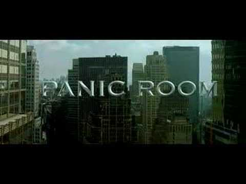 Panic Room opening sequence.