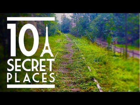 Top 10 Most SECRET Places in Paris
