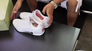 """a31f6e402760 ... Outlet Find Nike Kobe AD NXT """"Mambacurial"""" Sneaker Unboxing and On-Foot   Nike Kobe AD NXT Black White Release Date  Kobe AD Next White - Shoe Review  ..."""