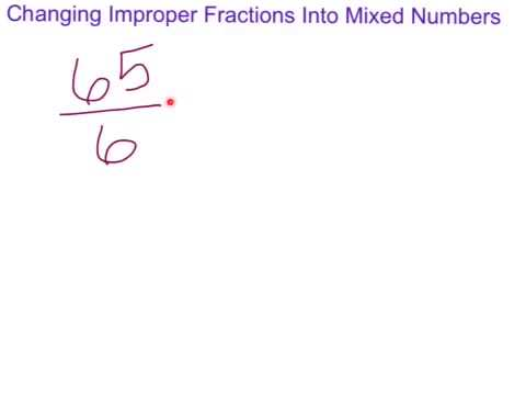 Estimating with Fractions & Fractions as Division