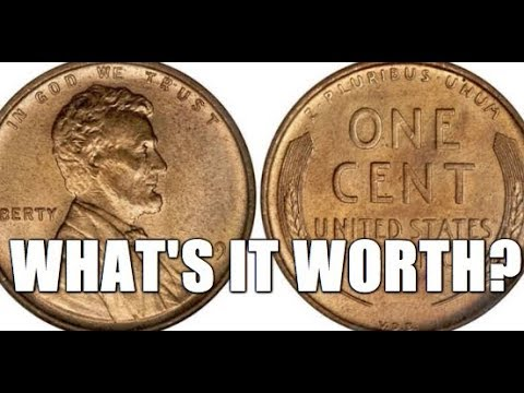 How Much Is My Wheat Penny Worth? How To Find A Value For Your Coin