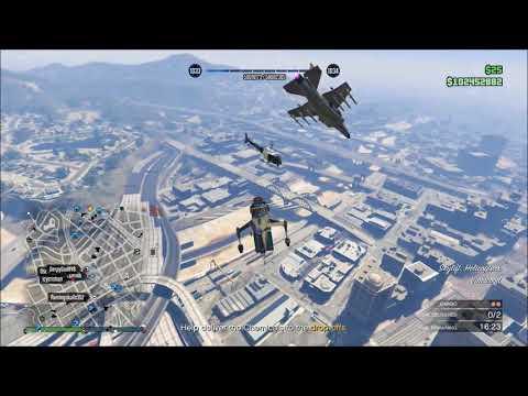 GTA Selling Full Hangar $1,477,000 50 Crates ( Chemicals)