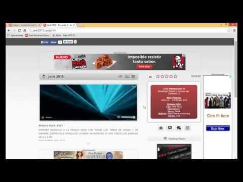 How to make a FREE internet radio station (November 2014)