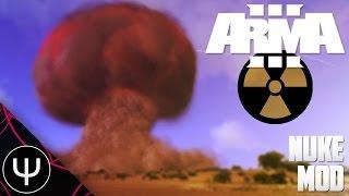 ARMA 3 - Detonate RHS Nuke Manualy