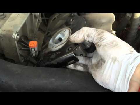 Dodge Cummins apps sensor (throttle position) repair 2001 2500 turbo diesel