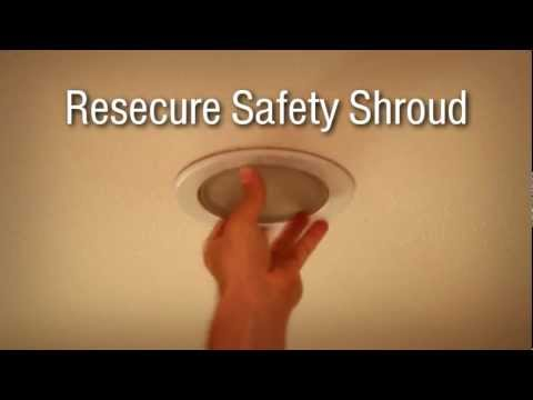Adera | Breeze - Maintenance: Overhead Shower Light