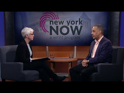 Larry Sharpe on gun control, Andrew Cuomo | New York NOW [Clip]