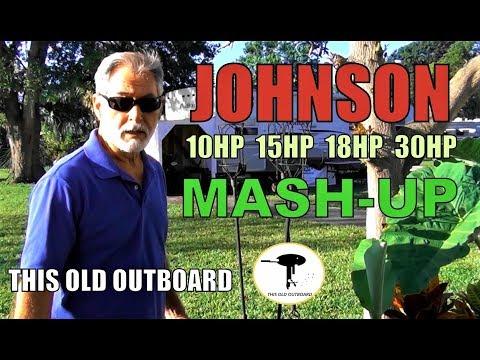 JOHNSON  10HP, 15HP, 18HP, 30HP