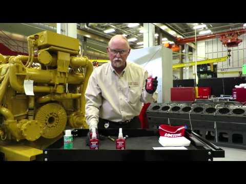 Cat Tools and Supplies: Loctite Threadlocker: The Difference Between Blue and Red