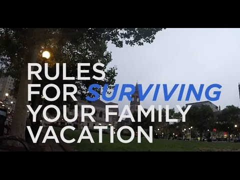 How to Stay Sane on a Family Vacation: Travelzoo Experience