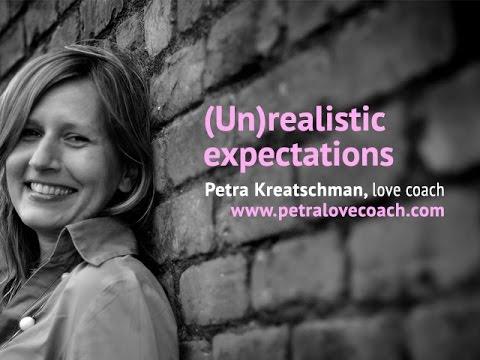 (Un)realistic expectations - Petra Kreatschman, love coach
