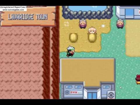 Pokemon Emerald- hatching the egg