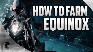 Warframe: How to get Equinox