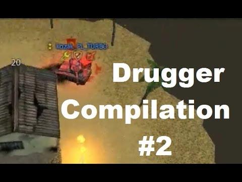 Drugger Compilation #2 | Tanki Online