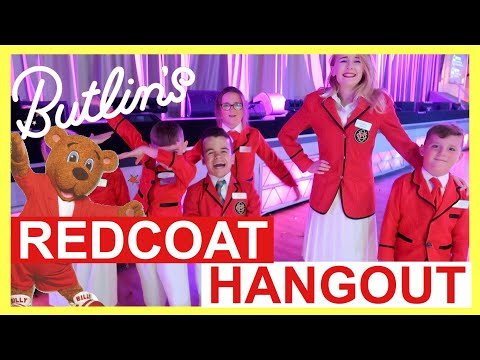 BUTLINS BOGNOR REGIS | HANGING OUT WITH THE REDCOATS