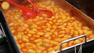 Download 영등포 야시장 │ 닭갈비 떡볶이 │ Dakgalbi Tteokbokki │ 한국 길거리 음식 │ Korean Street Food Video
