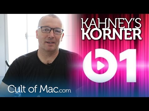 Kahney's Korner: Why Beats 1 radio is great for music
