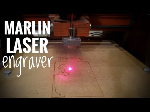 Turning your 3D printer/ CNC mill into a laser engraver.
