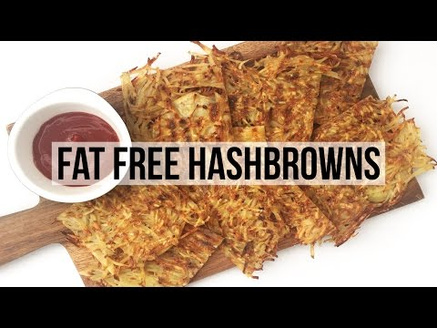 HOW TO MAKE HASHBROWNS | OIL FREE