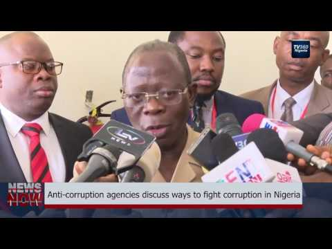 Anti-corruption agencies discuss ways to fight corruption in Nigeria (Nigerian News)