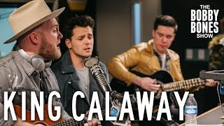 New Group Called King Calaway Visits The Bobby Bones Show