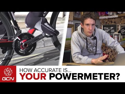 Is Your Powermeter Accurate? How To Calculate Power Without A Powermeter